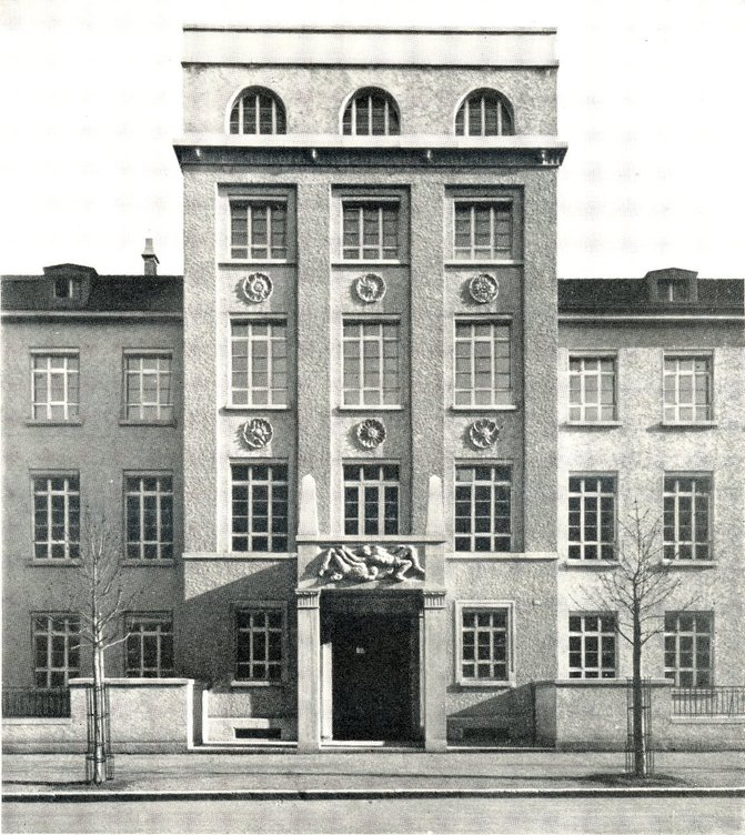 Physics Institute (Basel, 1930)